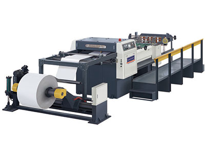 High Speed Sheet Cutter (Model CM-1400//1700/1900A)