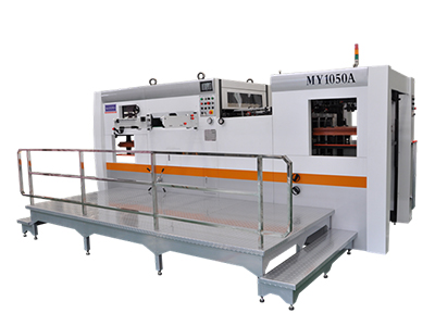 MY-1050 Automatic Die Cutting and Creasing Machine