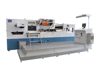 MY-1050T Automatic Die Cutting and Foil Stamping Machine