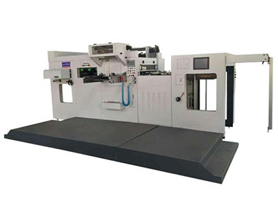 MY-800H Automatic Die Cutting and Foil Stamping Machine
